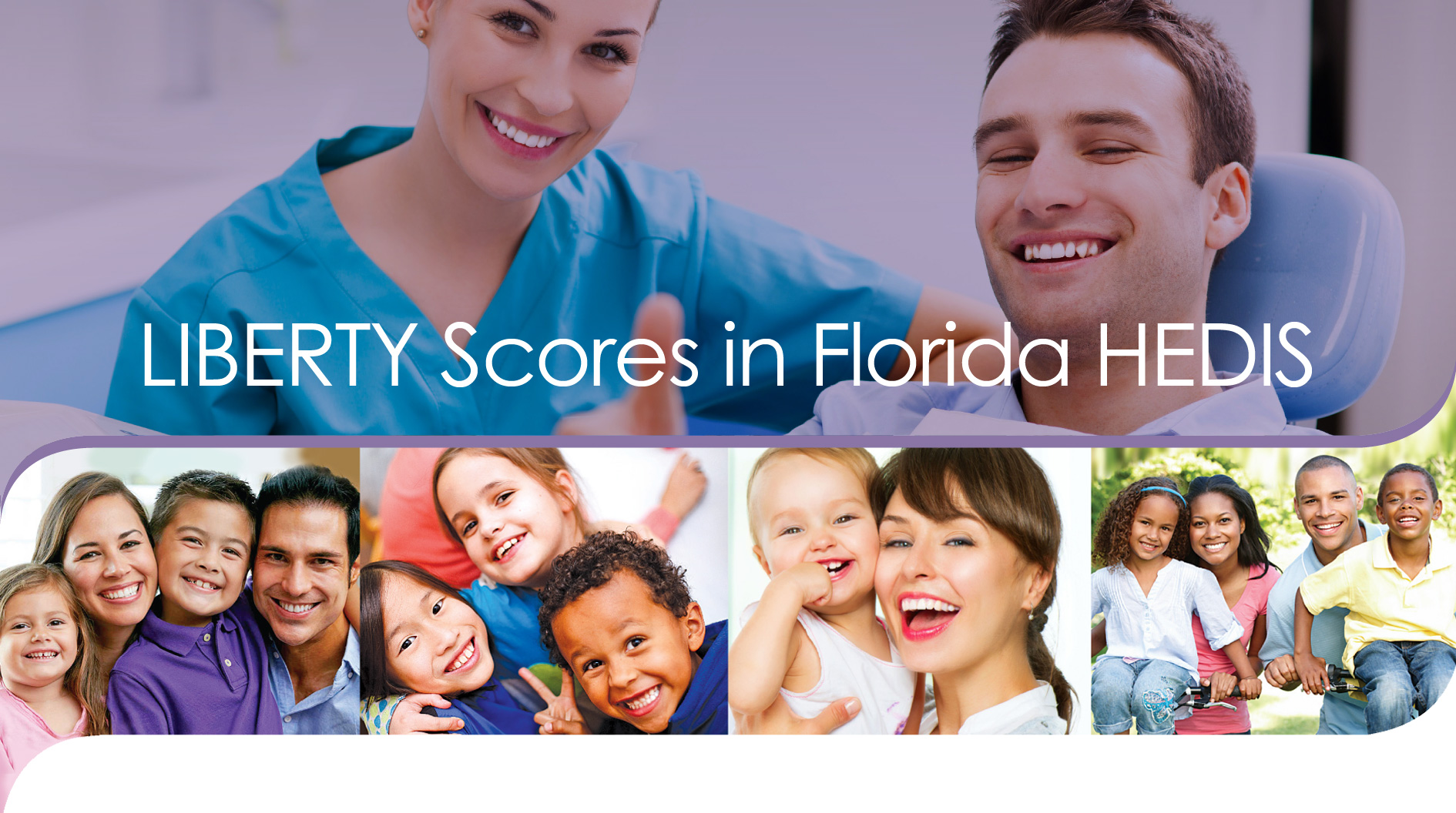 LIBERTY Scores in FL HEDIS