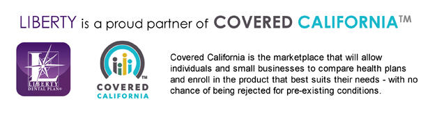 Covered California for Small Business - Liberty Dental Plan