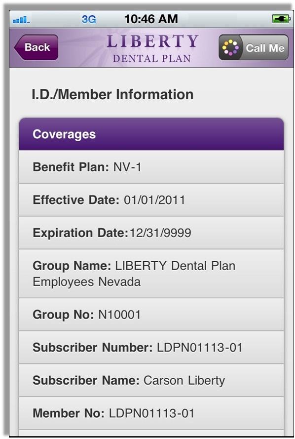 Access Dental Access Dental Member Services